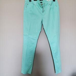 New A.N.A  Greens Skinny Jeans